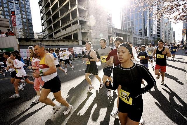 trcanje maraton