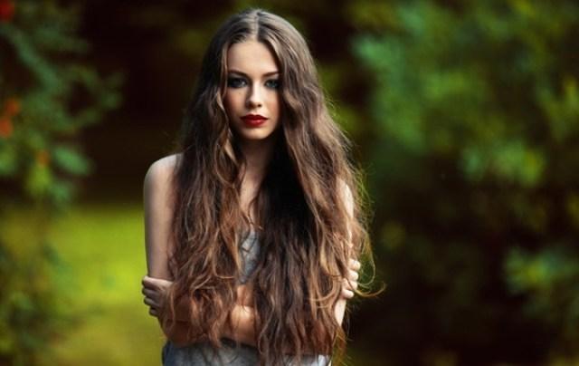 Neka kosa bude vaš najlepši ukras (foto: Pinterest)