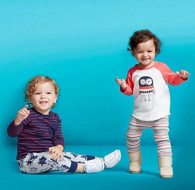 Deca od najranijeg doba ulaze u svet modelinga (foto: Munchkins Menagment)
