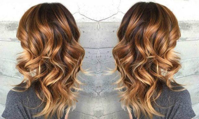 Novi trendu bojenju kose - tigrovo oko (foto: Instagram)