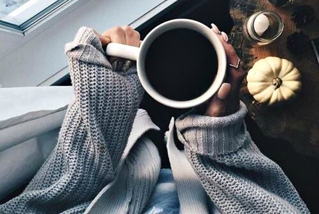 kafa- navika- prazan želudac