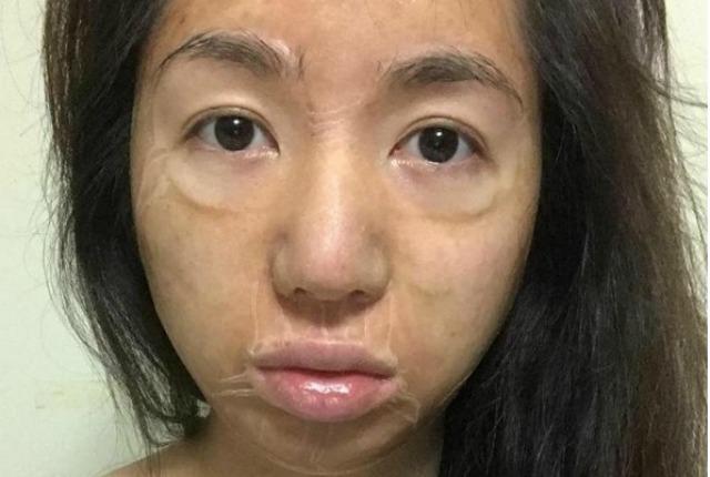 maska- lepota- lice