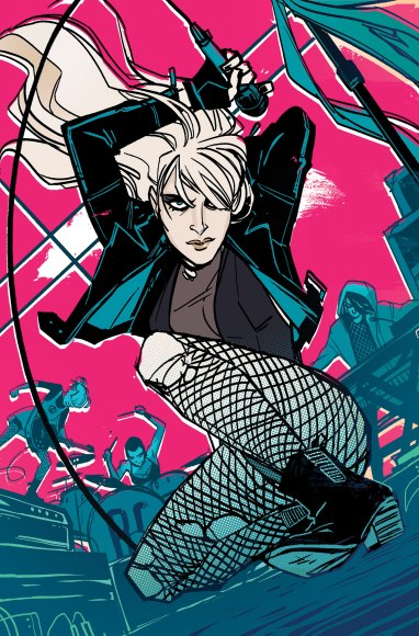 black canary cover
