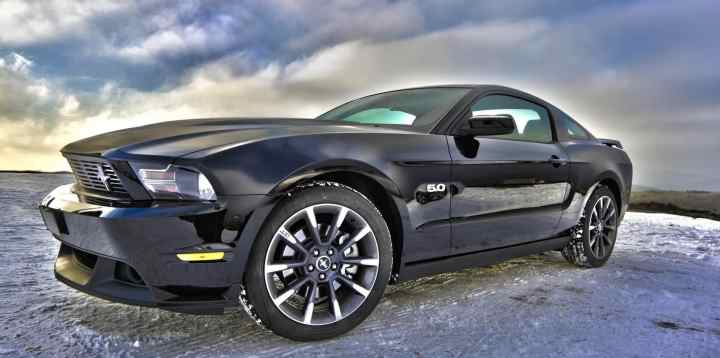 Ford Mustang is all you need
