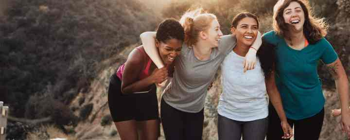 The Fundamental Key To Happiness: A Healthy Lifestyle. Emotional and Physical Health Influence Happiness.