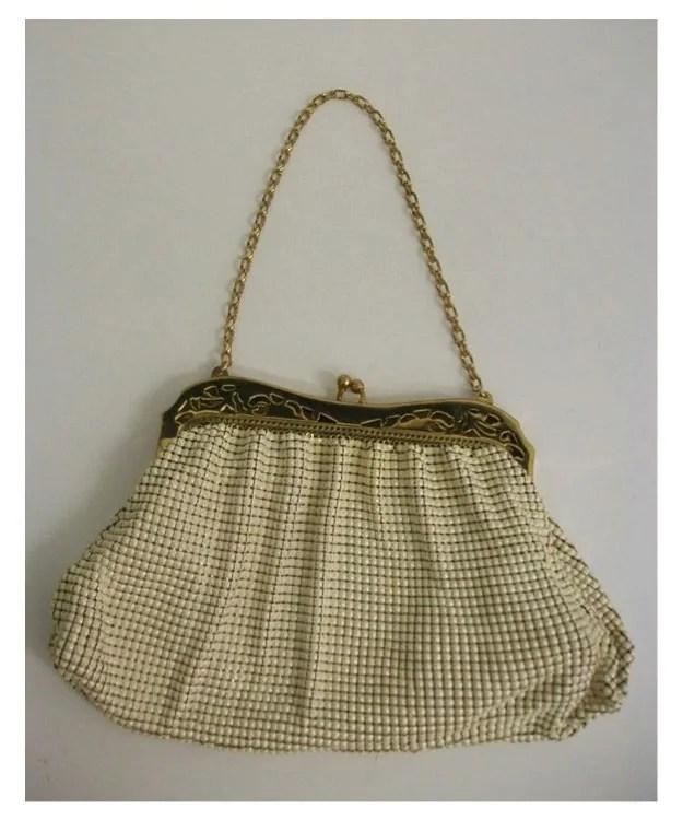 e327a39cdf Vintage Collectible Handbags  Metal Mesh Purses and Handbags ...