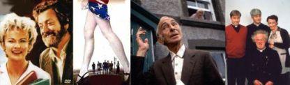 four Irish comedies