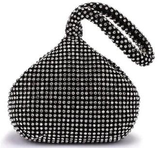 920s Flapper Handbag Clutch 20s Gatsby Crystal Evening Clutch