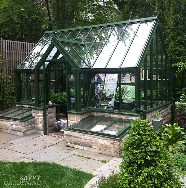 """Snapped: The Ultimate Greenhouse And Potting """"shed"""""""