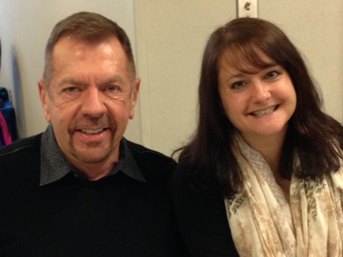 David Culp and Jessica Walliser