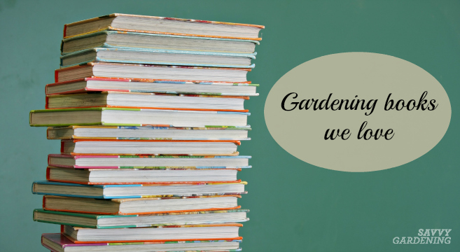 Basic gardening books and beyond