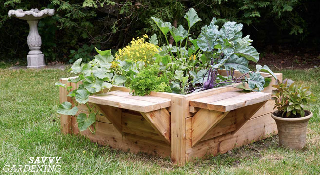 Raised Bed Designs For Gardening Tips Advice And Ideas