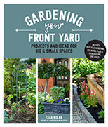 Gardening Your Front Yard book cover