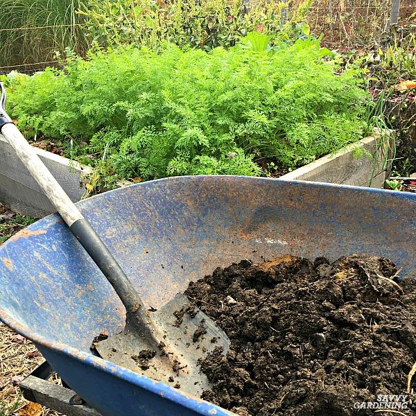 garden soil amendments