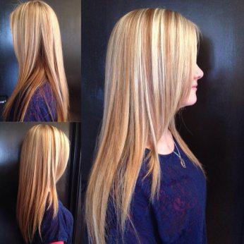 Long hair foils