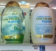 weightless hydration coconut water