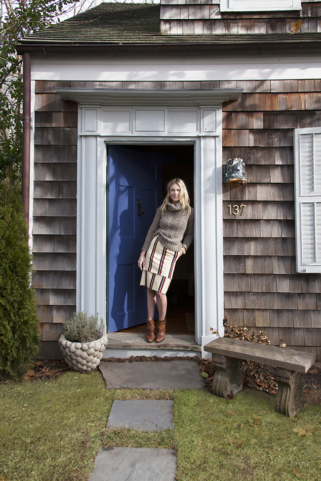 House Crush Michelle Smiths Sag Harbor Cottage Savvy Home