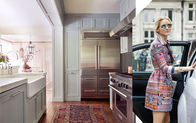 Fashion to Kitchen A Tailored Look with Global Accents