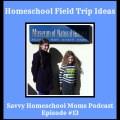 Homeschool Field Trip Ideas, Savvy Homeschool Moms Podcast