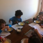 Homeschool science co-op with R.E.A.L. Science