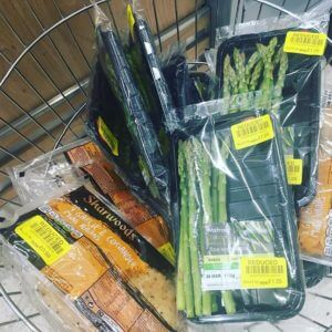 While being Vegan may seem like a cheaper option when it comes to food, buying Vegan specific foods can definitely bump up the cost of your weekly shop