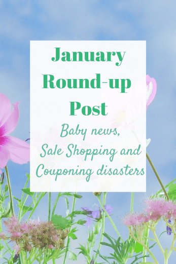 January round up: A quick overview of everything that's happened this month including what I bought in the January sales.