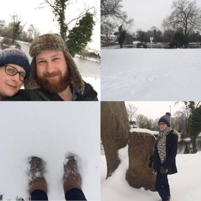 Can you believe it's now April? The year seems to be flying by! Here's what happened with me in March . . .