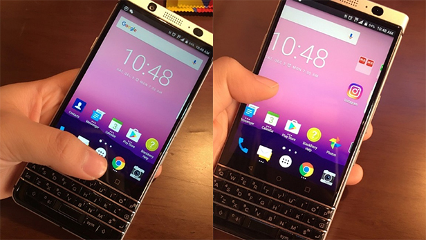 New Blackberry Mercury Smartphone in Partnership with TCL to be Unveiled at CES