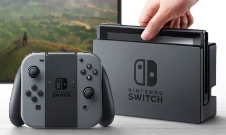 Nintendo Switch Hands-On – Unveiling the new Nintendo Games Console with Sleek Controllers