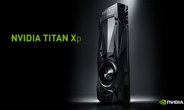 NVIDIA Unveils Its New Graphic Card – The Monstrous Titan Xp Along With Mac Updates