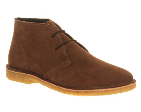 Cookie Desert Boots - Ask The Missus - £64.99