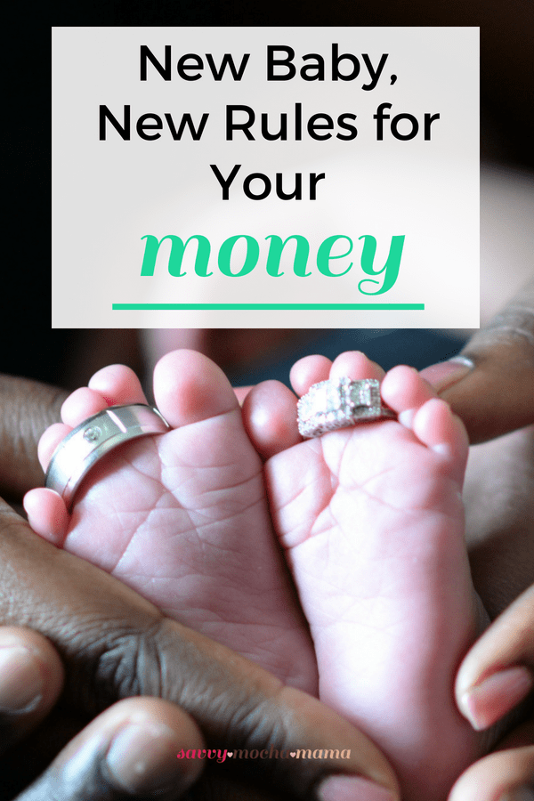 New baby, new rules for your money: 7 Smart Money Moves for New Mamas |#firsttimemom #newbaby #newmom #newparent #personalfinance #moneymanagement