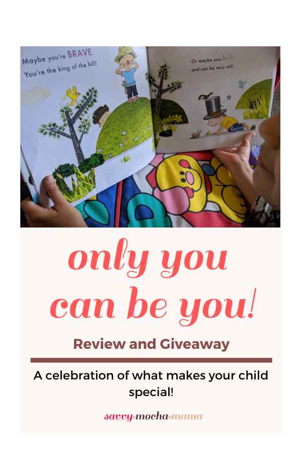 "Only You Can Be You! is a beautifully illustrated children's book by Nathan and Sally Clarkson that celebrates our differences. It is a reminder to children and children at heart that we are all truly ""...fearfully and wonderfully made"" (Psalm 139:14, KJV)."
