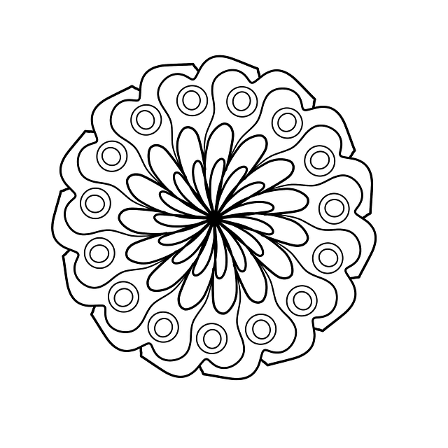 Simple and Easy Adult Coloring Pages Free Printables