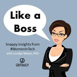 Women In Tech – Like A BOSS