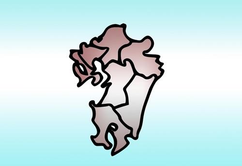 九州の県名を全部言える?位置は?えっ!9つ県があるんじゃないの?