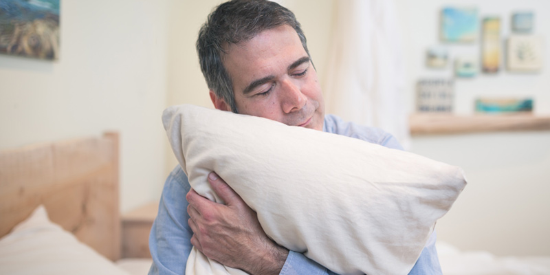 a body pillow will change your sleep