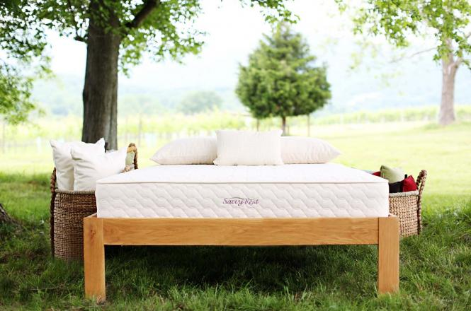 Savvy Rest S Earthspring Natural Mattress