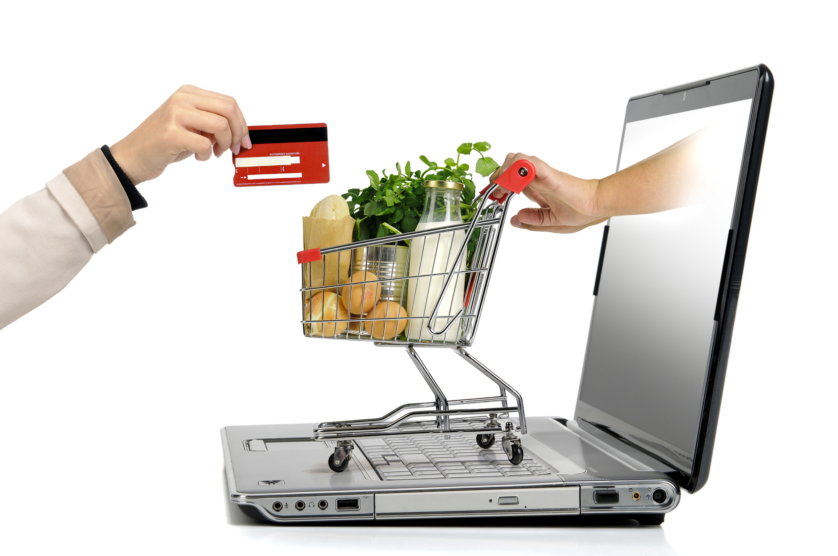 Online Grocery Shopping Websites