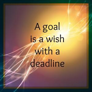 Goal-Wish