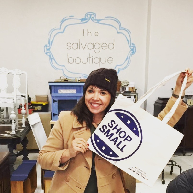 american express small business saturday shopsmall bags