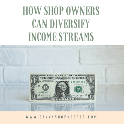 How Store and Shop Owners Can Diversify Income Streams