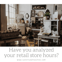 When and how to cut back retail store hours... and still grow your sales!