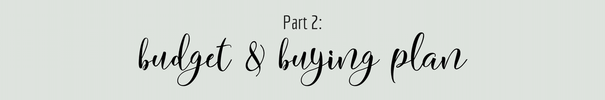 A Buyer's Guide to AmericasMart Part 2 - Budget & Buying Plan