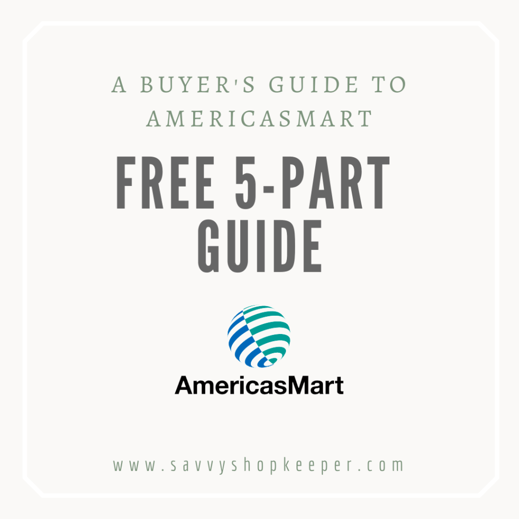 A Buyer's Guide To Attending AmericasMart in Atlanta:  FREE 5-Part Lesson