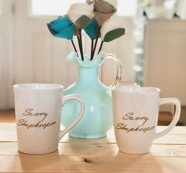 Savvy Shopkeeper Ceramic Mug