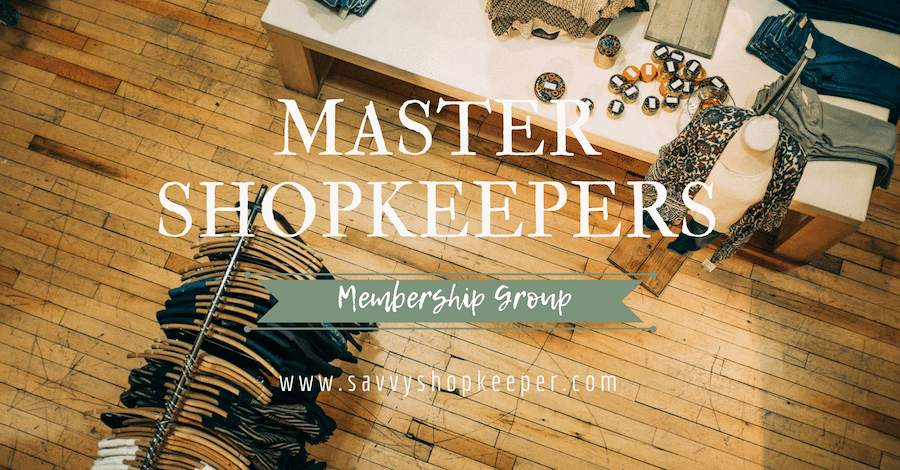 Master Shopkeepers