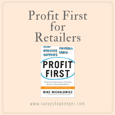 Profit First for Retailers