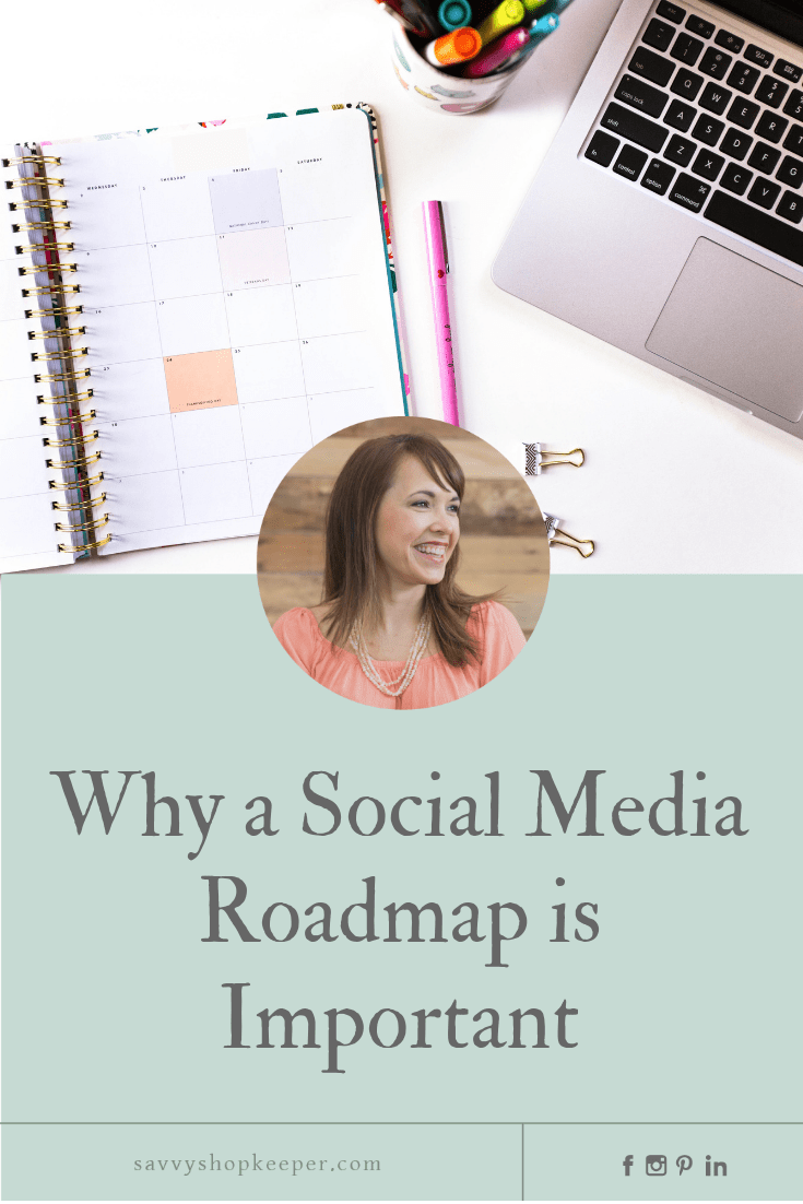 Why a Social Media Roadmap is Important