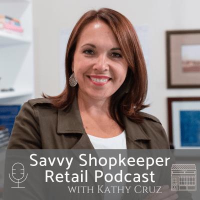 Savvy Shopkeeper Retail Podcast